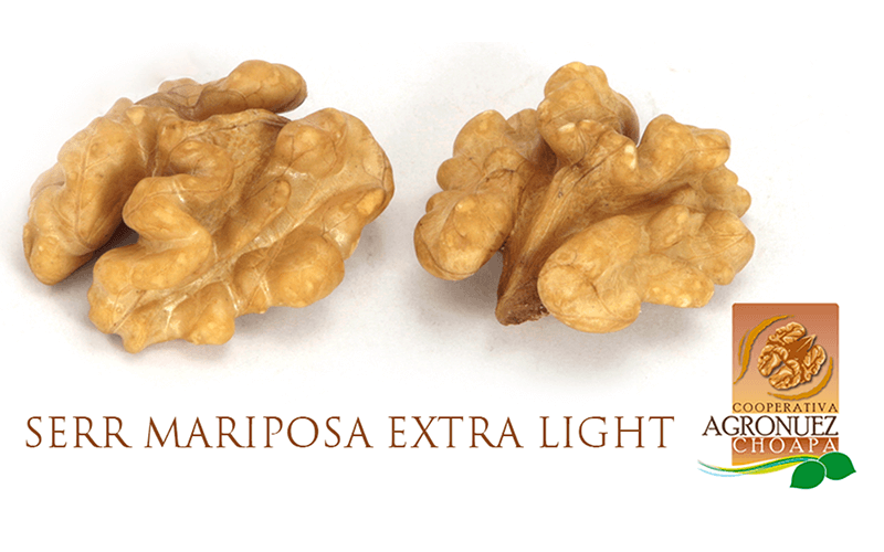 Nuez Serr Mariposa Extra Light