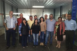 Agronuez Choapa Cooperative member of UNAF