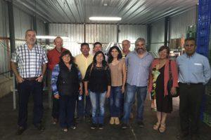 Cooperativa Agronuez Choapa socia de UNAF